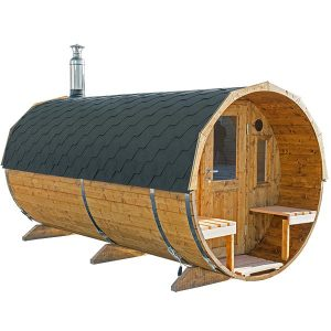 Barrel Saunas