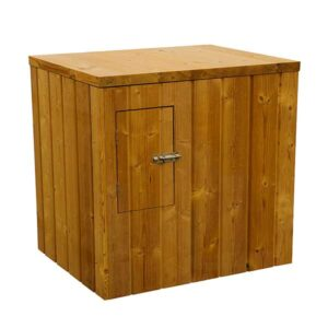 pic Wooden box for electric heaters
