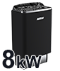 Electric 8kw (400V)