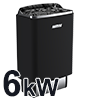 Electric 6kw (230V, 400V)