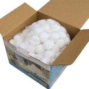 pic Fiber filter balls 2