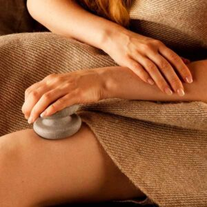 pic Body massager from soapstone for barrel sauna_2