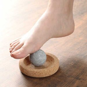pic Mini foot massager from soapstone for barrel sauna_1