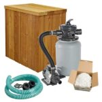 Sand Filter with box