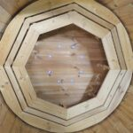 photo 8 led light for wooden hot tubs